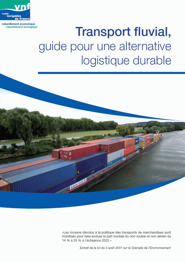 Brochure VNF Logistiek Scheepvaart
