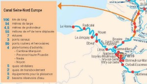 Kanaal Seine-Nord Europe project