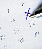 Kalender van botenbeurze en watersportevenementen in 2012